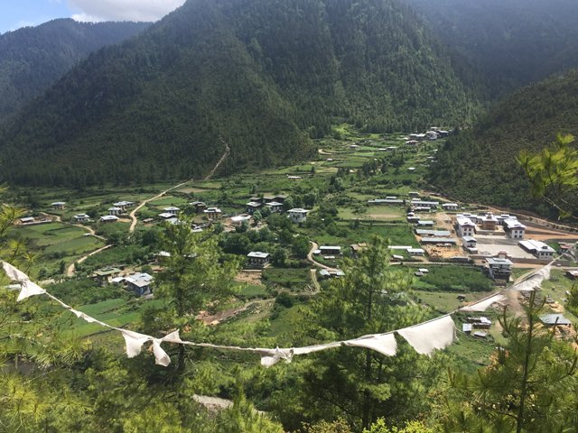 Haa Valley