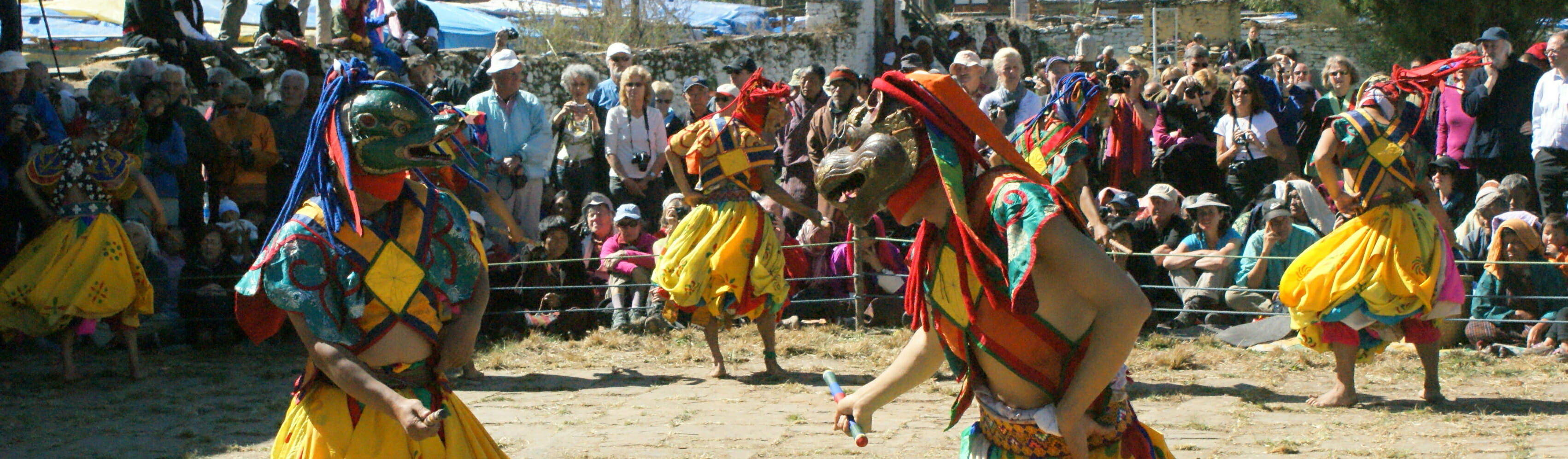 Bhutanese Mask Dance
