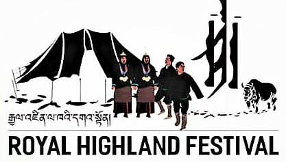 Royal Highland Festival of Bhutan